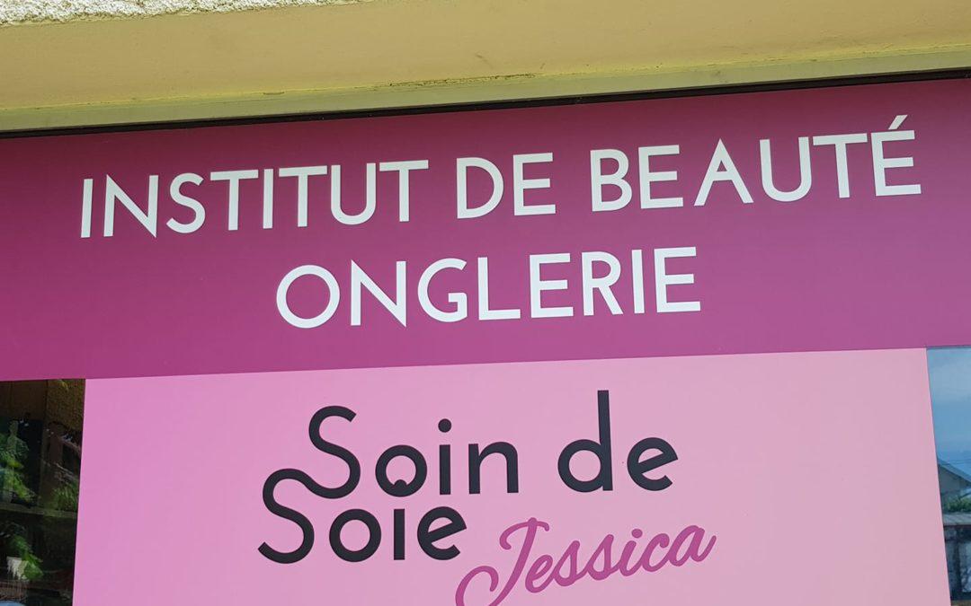 """Institut de beauté """"Soin de Soie"""""""