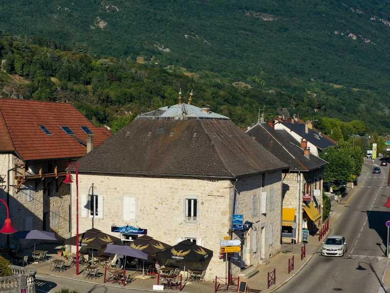 "Restaurant / Bar ""Le Séran"""
